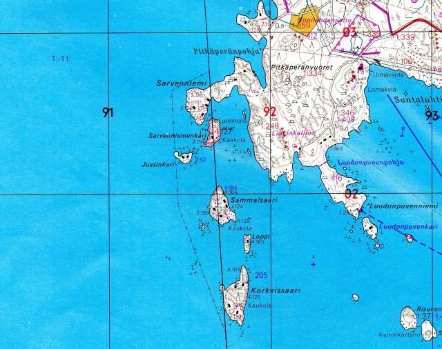 Peruskartta