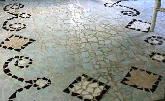 Mosaiikkilattia1