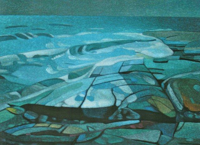 Siniaaltoja2007