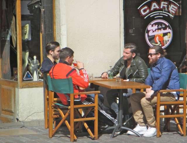FourCafeBoys:Lyon