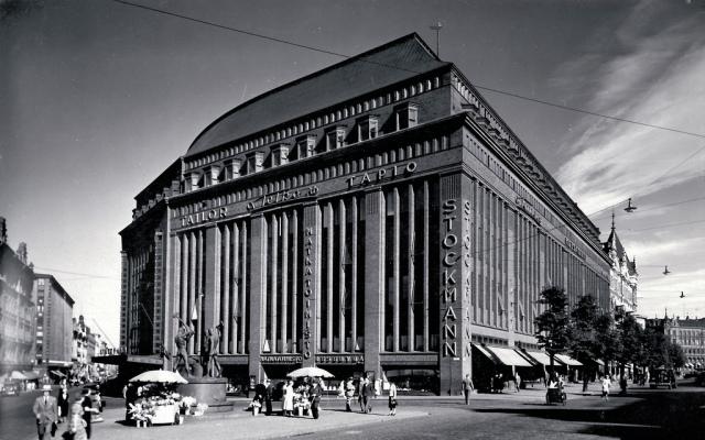 Stockmann_Helsinki_1938